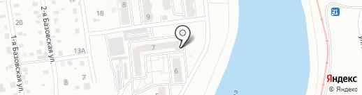 Ягодка на карте Читы