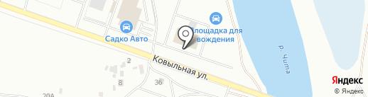 AVTORITET MOTORS на карте Читы