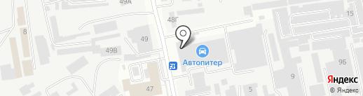 МАСТЕР на карте Читы