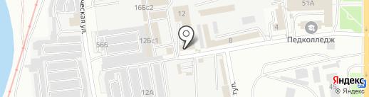 СтальГрупп на карте Читы