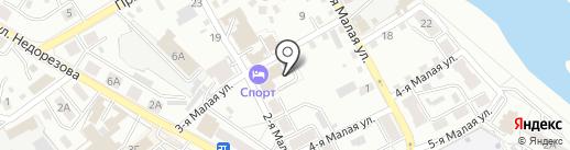 Шериф Пицца на карте Читы