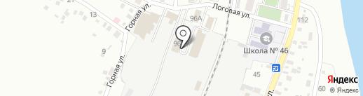 Сельский советник на карте Читы
