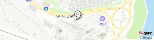 Штормавто-Pole Position на карте Читы