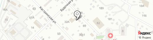 Сервис ПЛЮС на карте Читы