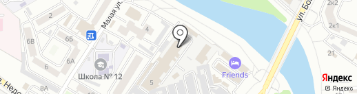 SGS Восток Лимитед на карте Читы
