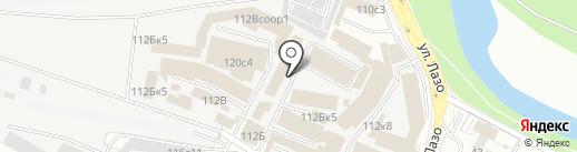 Дарья на карте Читы