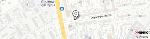 Аптека №132 на карте Читы