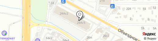 Электроснаб на карте Читы