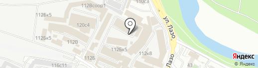 Жасмин на карте Читы