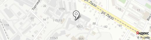 Карьер Комплект на карте Читы