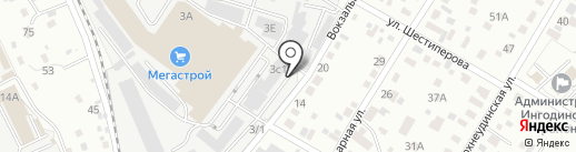 Центр на карте Читы