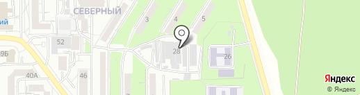 Детско-юношеский спортивно-технический центр на карте Читы