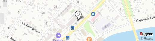 Магазин спецавтозапчастей для ПАЗ, КАВЗ, ЛИАЗ на карте Читы