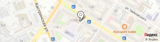 Бутик.ru на карте Читы