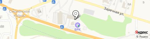Truckline на карте Смоленки