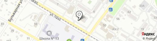 Удачный ШАРиК на карте Читы