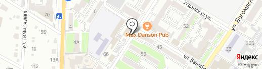 Банкомат, Сбербанк, ПАО на карте Читы