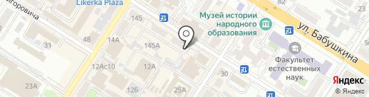 Почтовое отделение №51 на карте Читы