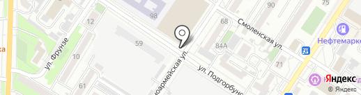 АДРЕНАЛИН на карте Читы