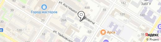 OZON.ru на карте Читы