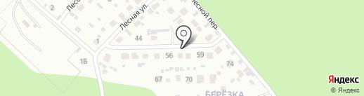 ЕДА на карте Читы
