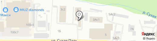 20 Тонн на карте Читы
