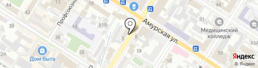 GREENWICH на карте Читы
