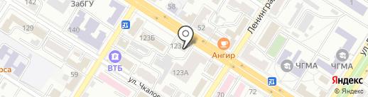 Мастерская по ремонту цифровой техники на карте Читы