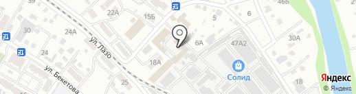 Текстиль-центр на карте Читы