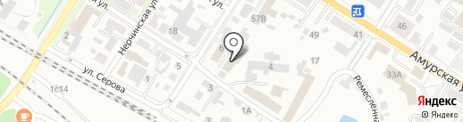Арт Солар на карте Читы