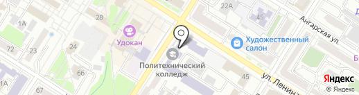 Автошкола на карте Читы