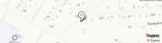 Продуктовый магазин на карте Смоленки