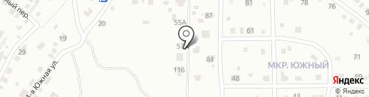 Компания на карте Читы