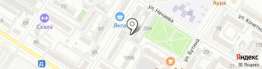 VYLand на карте Читы