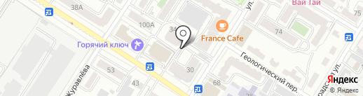 Аверсонг Холдинг на карте Читы
