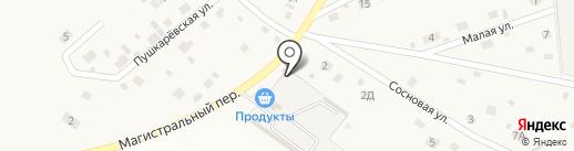 Шиномонтажная мастерская на карте Смоленки