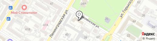Группа инспекций по г. Чите Министерства обороны России на карте Читы