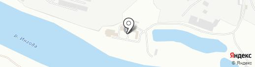 Русская гимназия полного дня, НОУ на карте Читы