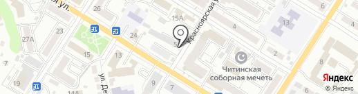 Забчасти.рф на карте Читы