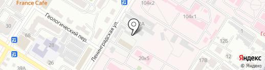 Форсаж на карте Читы