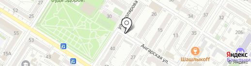 Россия на карте Читы