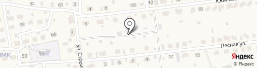 Хорс на карте Смоленки