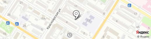 Бьюти Хаус на карте Читы