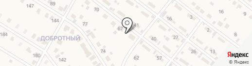 Магазин смешанных товаров на карте Смоленки