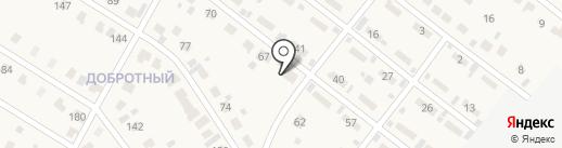 Добротный на карте Смоленки