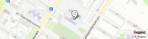 Автошкола Автодрайв на карте Читы