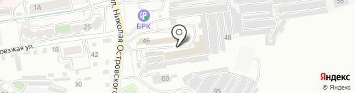 Technoshop.pro на карте Читы