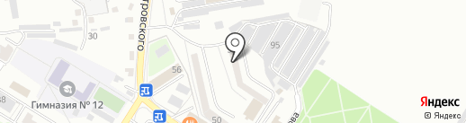 Читаэнергосбыт на карте Читы