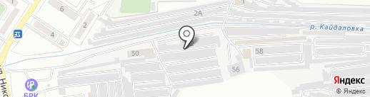 Гарант-2 на карте Читы
