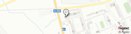 Маркет+ на карте Читы